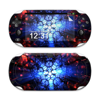 Sony PS Vita Skin - Geomancy