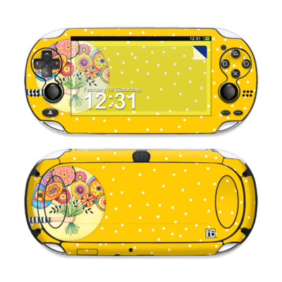 Sony PS Vita Skin - Giving