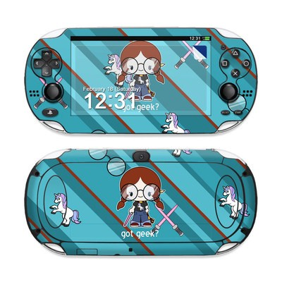 Sony PS Vita Skin - Got Geek