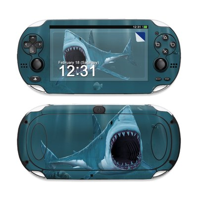Sony PS Vita Skin - Great White