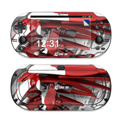 Sony PS Vita Skin - Gundam Light