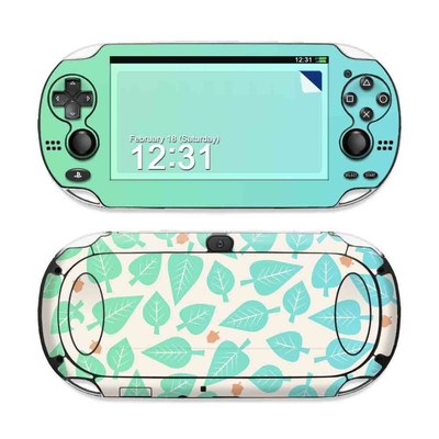 Sony PS Vita Skin - Happy Camper
