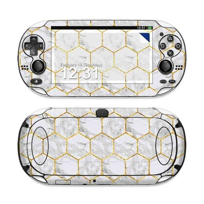 Sony PS Vita Skin - Honey Marble