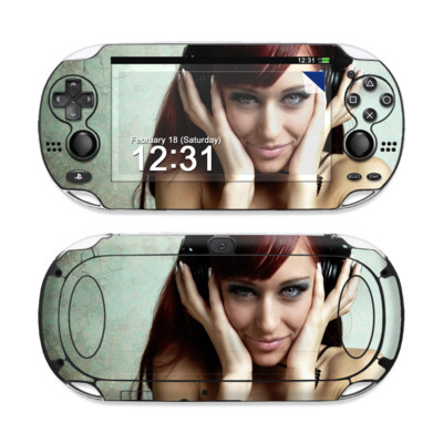 Sony PS Vita Skin - Headphones