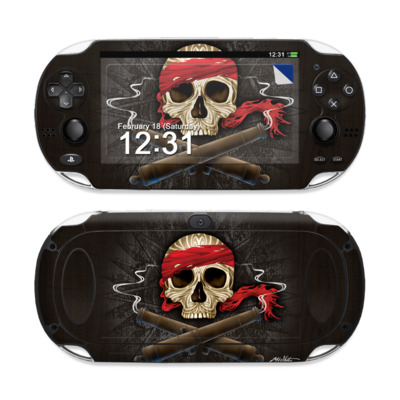 Sony PS Vita Skin - High Seas Drifter