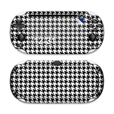 Sony PS Vita Skin - Houndstooth