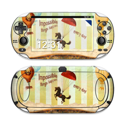 Sony PS Vita Skin - Impossible