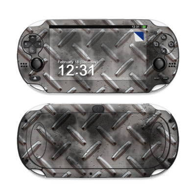 Sony PS Vita Skin - Industrial