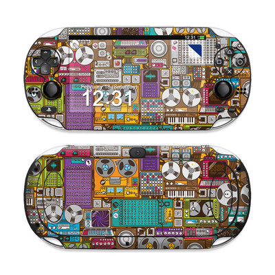 Sony PS Vita Skin - In My Pocket
