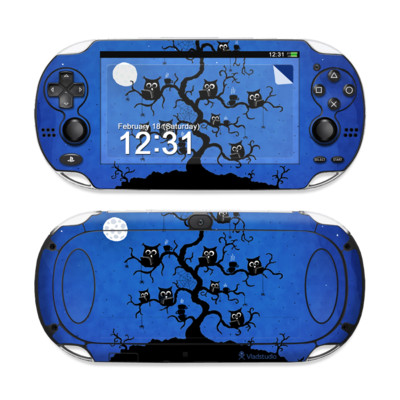 Sony PS Vita Skin - Internet Cafe