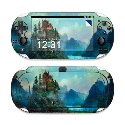 Sony PS Vita Skin - Journey's End