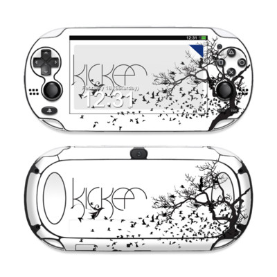 Sony PS Vita Skin - KICKER Birds