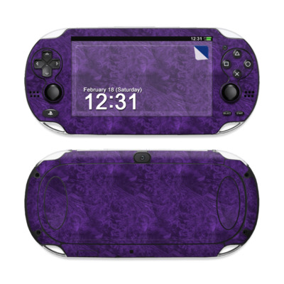 Sony PS Vita Skin - Purple Lacquer