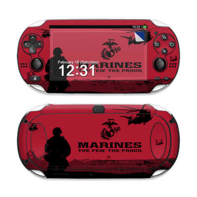 Sony PS Vita Skin - Leadership