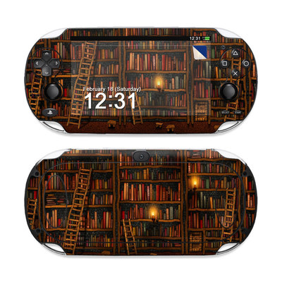 Sony PS Vita Skin - Library