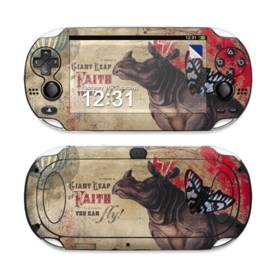 Sony PS Vita Skin - Leap Of Faith