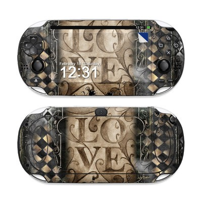Sony PS Vita Skin - Love's Embrace