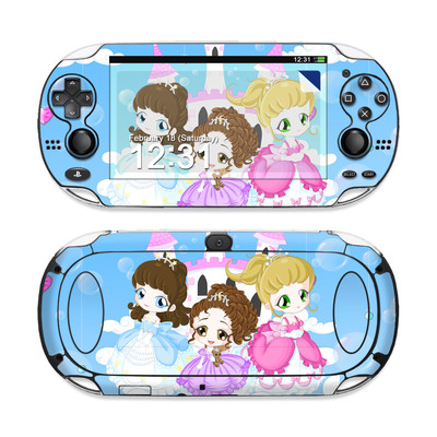 Sony PS Vita Skin - Little Princesses