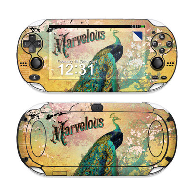 Sony PS Vita Skin - Marvelous