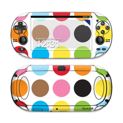 Sony PS Vita Skin - Multidot