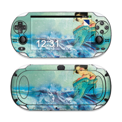 Sony PS Vita Skin - Magic Wave