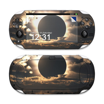 Sony PS Vita Skin - Moon Shadow