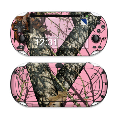 Sony PS Vita Skin - Break-Up Pink