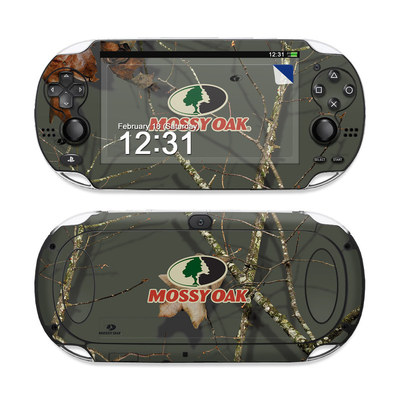 Sony PS Vita Skin - Break-Up Lifestyles Evergreen