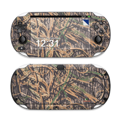 Sony PS Vita Skin - New Shadow Grass