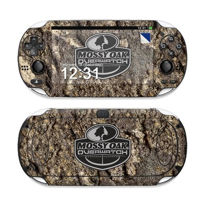Sony PS Vita Skin - Mossy Oak Overwatch