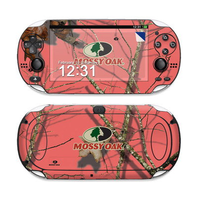 Sony PS Vita Skin - Break-Up Lifestyles Salmon