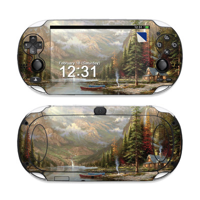 Sony PS Vita Skin - Mountain Majesty
