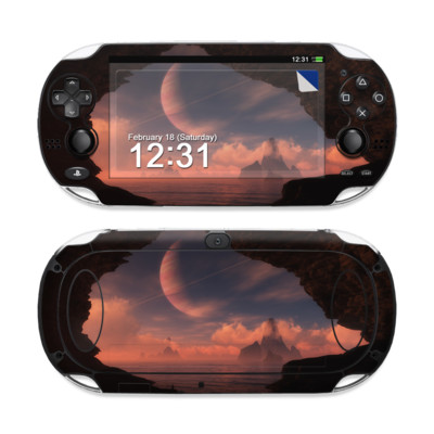 Sony PS Vita Skin - New Dawn