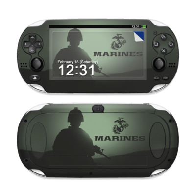Sony PS Vita Skin - Night Vision