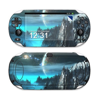 Sony PS Vita Skin - Path To The Stars