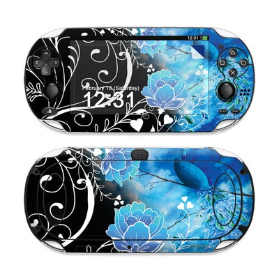 Sony PS Vita Skin - Peacock Sky