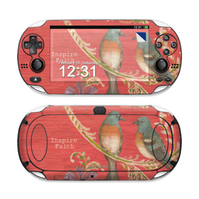 Sony PS Vita Skin - Fresh Picked Fuschia
