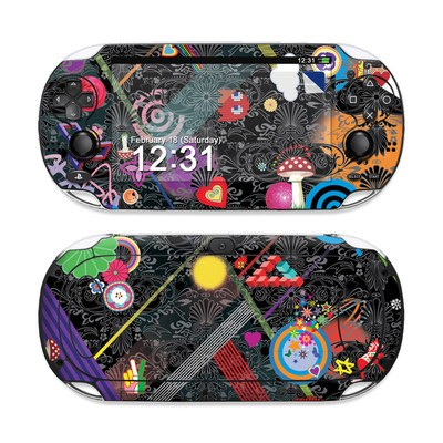 Sony PS Vita Skin - Play Time