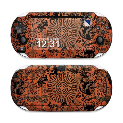 Sony PS Vita Skin - Primitive Symbols