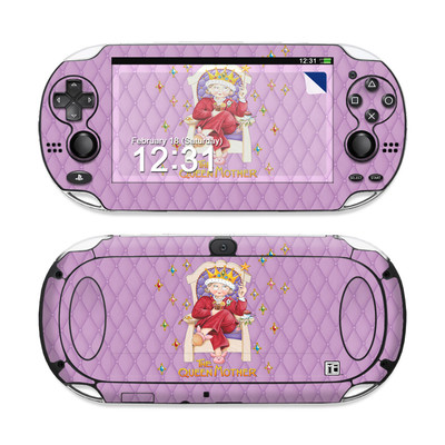 Sony PS Vita Skin - Queen Mother