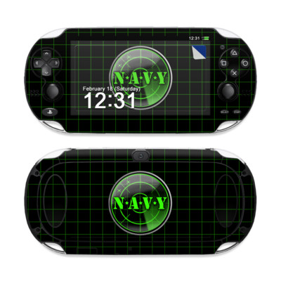 Sony PS Vita Skin - Radar