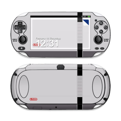 Sony PS Vita Skin - Retro Horizontal