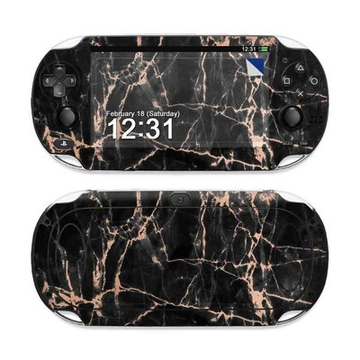 Sony PS Vita Skin - Rose Quartz Marble