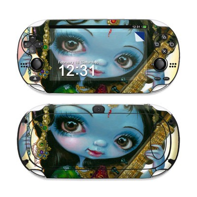 Sony PS Vita Skin - Saraswati Playing