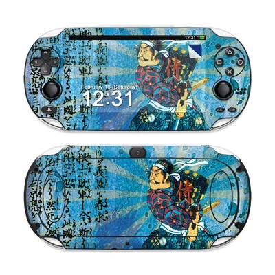 Sony PS Vita Skin - Samurai Honor