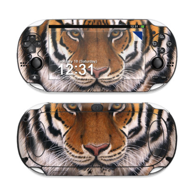 Sony PS Vita Skin - Siberian Tiger