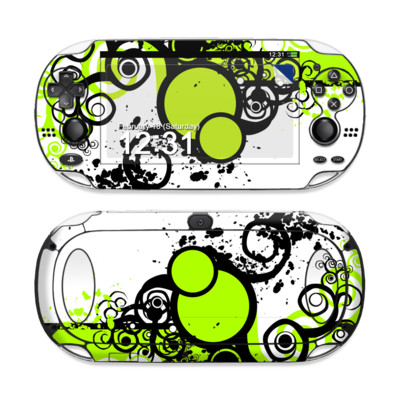 Sony PS Vita Skin - Simply Green