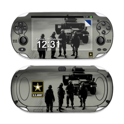 Sony PS Vita Skin - Soldiers All