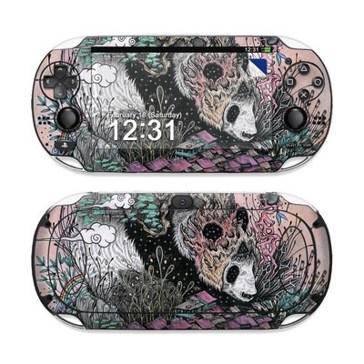 Sony PS Vita Skin - Sleeping Giant