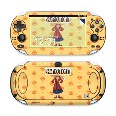 Sony PS Vita Skin - Snap Out Of It